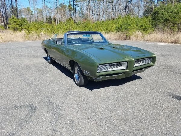 1968 Pontiac GTO 1968 Pontiac GTO Convertible