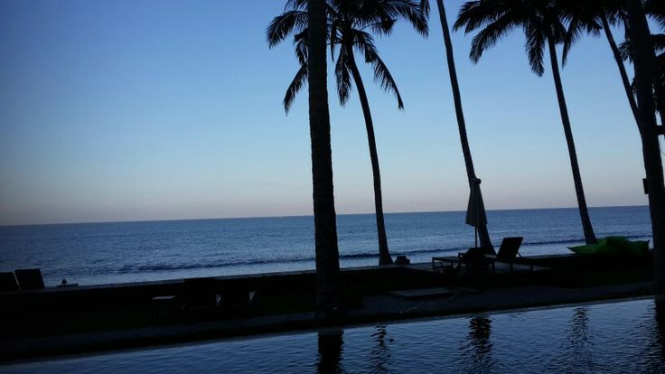 Sunrise at Senggigi Beach - Lombok, Indonesia