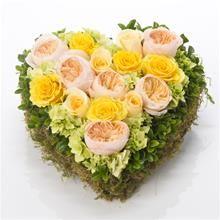 Flower Arrangements in a Container | Wild Poppies Florist NZ