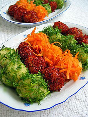 En lezzetli ve kolay Renkli Patates Topları Tarifi - Yemektarifleri8