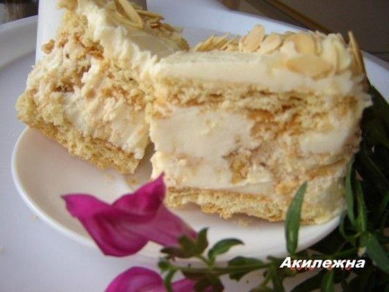 """Невероятно вкусный киевский торт """" Акилежна"""" - Colors.life (mobile)"""