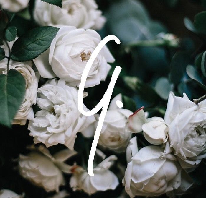 logotype branding ~the gathering florist