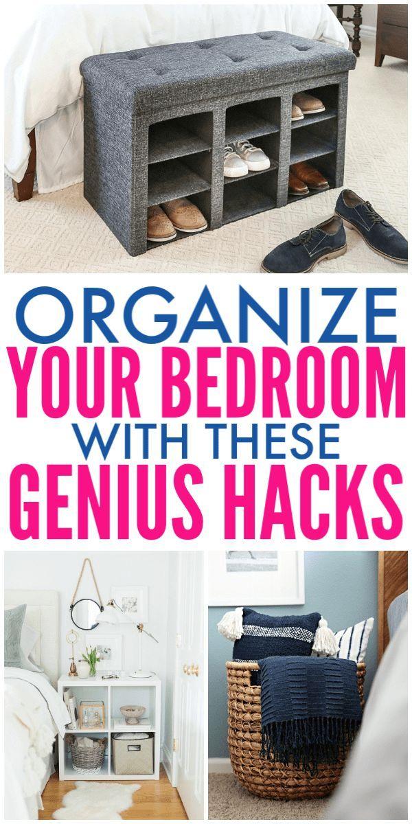 8 Ways To Simplify Organize Your Master Bedroom Organization Obsessed Bedroom Organization Diy Master Bedroom Organization Organization Bedroom