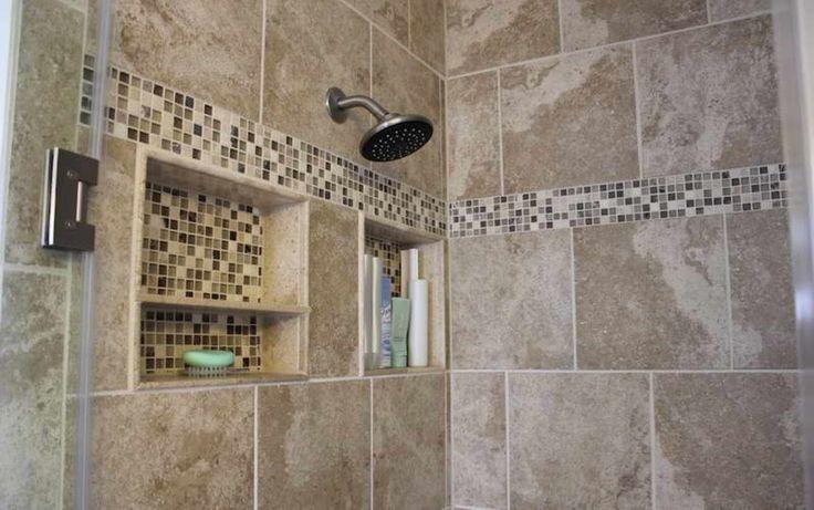 32 Best Master Bath Shower Tile Ideas Images On Pinterest Bathrooms Master Bathroom And