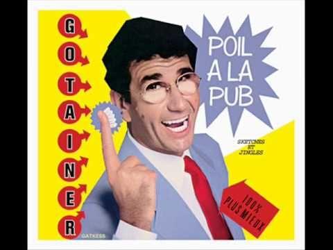 Gotainer Poil La Pub
