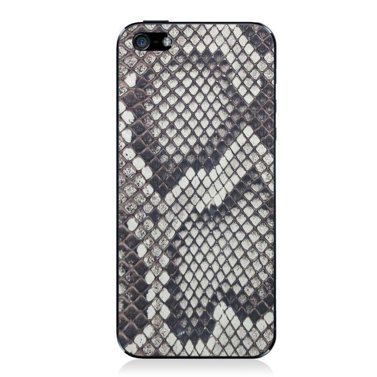 Python iPhone 5 - 5S - SE Leather Skin