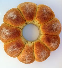 Pan de naranja Tipo brioch