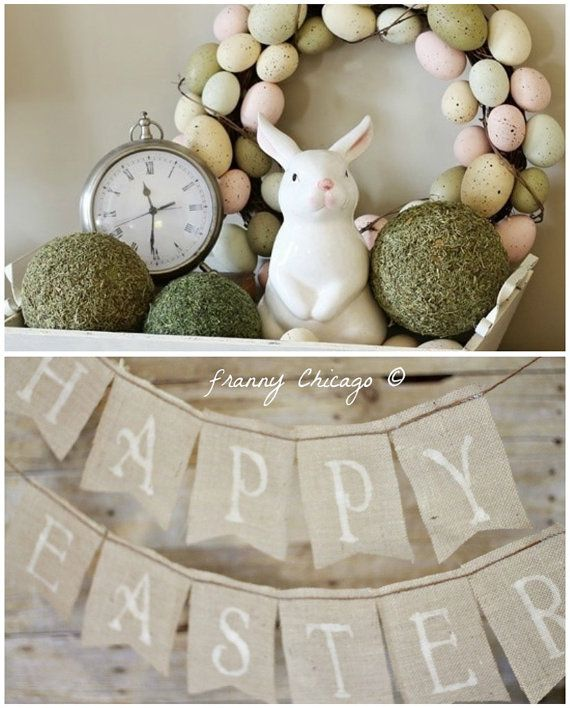 Hey, I found this really awesome Etsy listing at http://www.etsy.com/listing/89279982/easter-banner-burlap-easter-banner