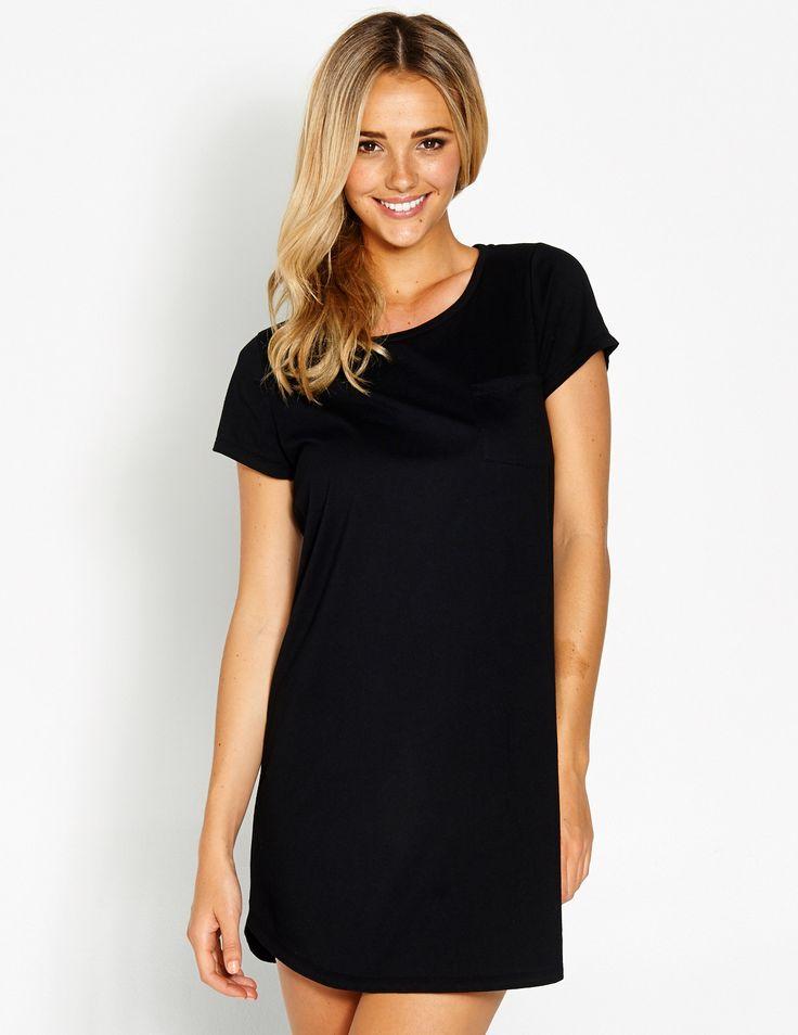 Tori T-Shirt Dress | Dotti AUS $30