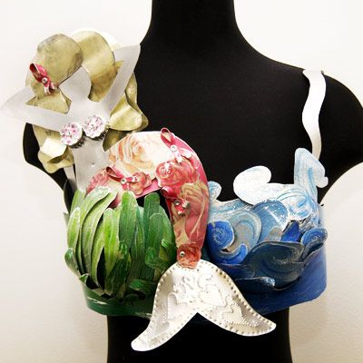 Bra+Ha+Ha,+an+annual+fashion+show+and+auction+of+designer+bras+in+Hamptons+Road,+Va.,+raises+money+and+awareness+for+breast+cancer+—+a+funny,+uplifting+experience+for+all.+