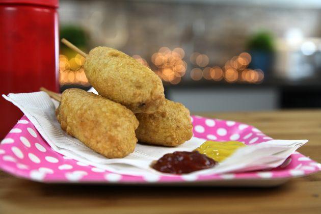 59 best vegan junk food recipes images on pinterest vegetarian how to make vegan corns dogs pogos vegan fast foodvegan forumfinder Image collections