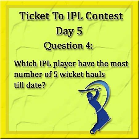 "Thank you all for your over whelming response. We will be declaring all the winners of ""Ticket To IPL Contest"" shortly Before that answer the final question and invite your friends to like our page."