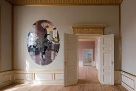 Erik A. Frandsen - Amalienborg castle, copenhagen, denmark : crown princess mary's study