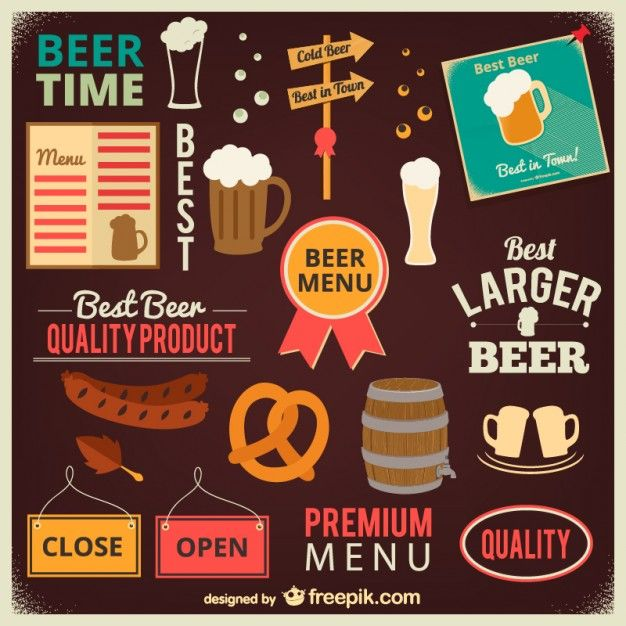 54 best Beer menu design images on Pinterest Menu design, Beer - beer menu