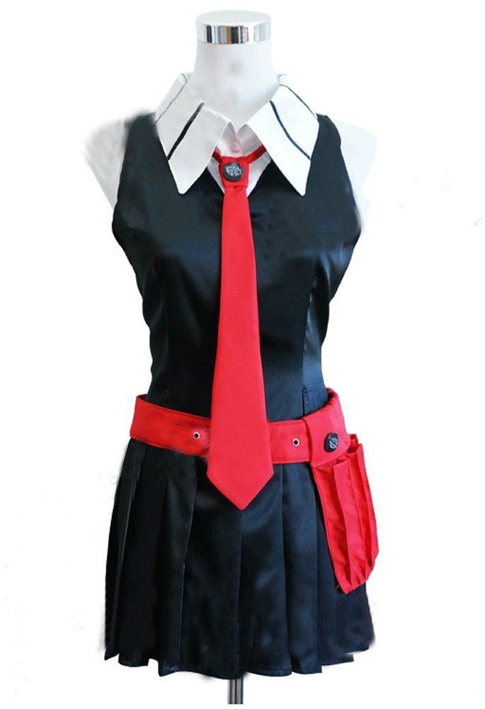 Camplayco Akame Ga Kill! Akame Cosplay Costume-made -- Check this awesome product by going to the link at the image.