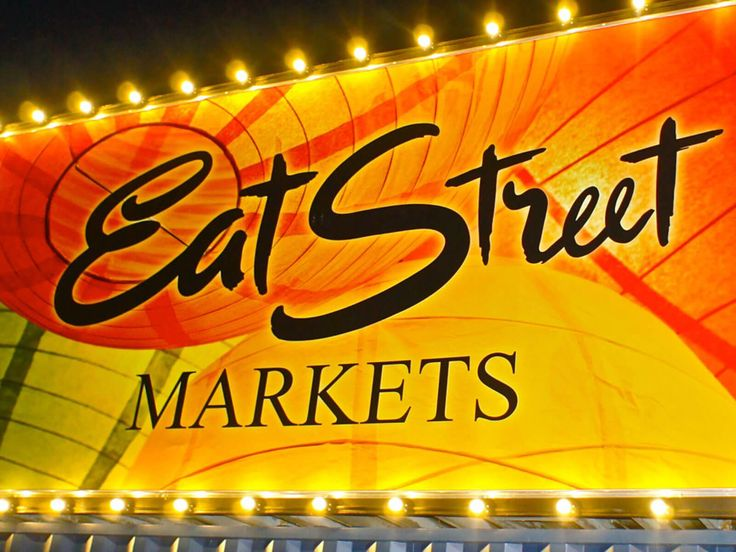 Eat Street Markets - Brisbane - Queensland | Qantas Travel Insider