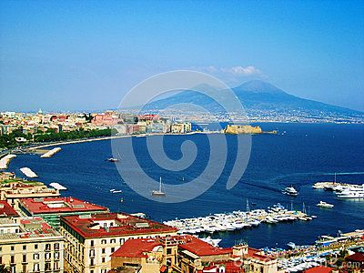 See Naples and then die gorgeous shot of the beautiful Bay of Naples