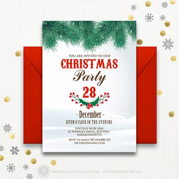 free printable christmas flyers