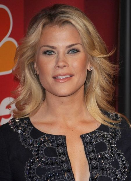 Alison Sweeney Cool Hairstyle Hair Beauty Hair Makeup
