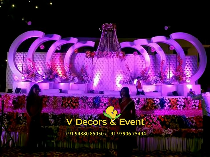 19 best Reception Decorations in Trichy images on Pinterest
