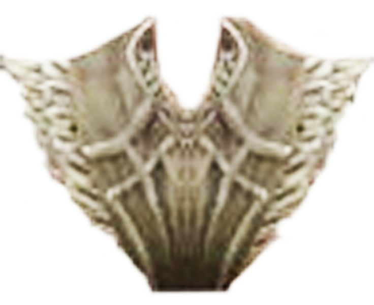 GW2 - Masquerade Armor bodicw decoration pattern by ElisaCiocchettaFurFur