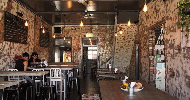 Artie & Mai Cafe & Bar. Gorgeous.