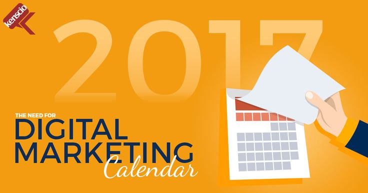 Digital marketing calendar, a complete overview of marketing initiatives, makes reviewing of performance and identification of potential concern areas, much easier. Know more: http://www.thehindubusinessline.com/catalyst/digital-marketing-calendar-old-wine-in-a-new-bottle/article9637818.ece #MarketingCalendar #DigitalMarketing #DigitalMarketingCalendar