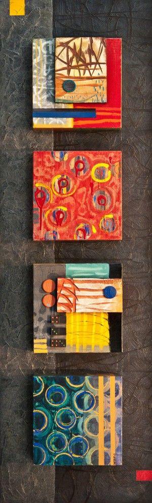 25 best canvas board ideas on pinterest mandela art for Small canvas boards