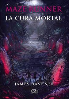 """# 3- """"Maze Runner: La Cura Mortal"""", de James Dashner. CRUEL les """"brinda"""" la posibilidad de recuperar sus recuerdos como una parte más del macabro experimento que salvará a la raza humana. Thomas descubre que él puede llegar a ser el paciente cero y que sólo unos pocos de sus amigos resultan ser totalmente inmunes a la Fiebre. Por ello escapan a la civilización real mientras CRUEL piensa reclutar nuevamente a los inmunes para empezar el experimento en el Laberinto otra vez."""