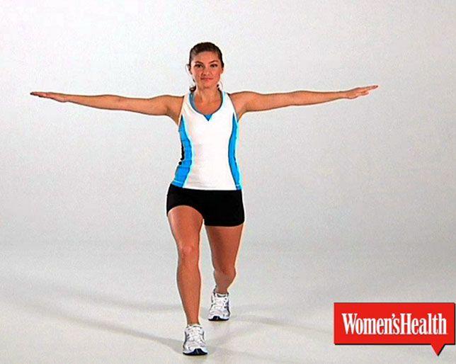 Los mejores ejercicios para un cuerpo en forma de pera ¿Quieres obtener tonos serio? Estos ocho movimientos sin duda hacer el truco
