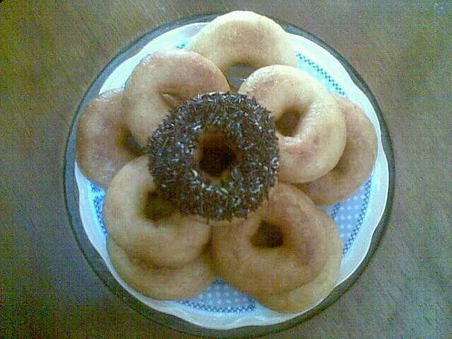 Potato doughnuts (Donat kentang)