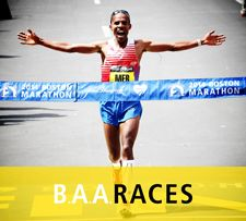 Half Marathon Training: Gives LOTS of information about how to train for a half-marathon.  Dates are given to train for the 2015 BAA Half-marathon.