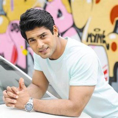 Siddharth Shukla - Series inspired by time