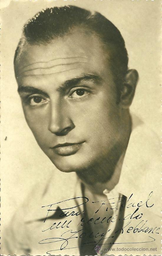 Tony Leblanc. Los actores de España.