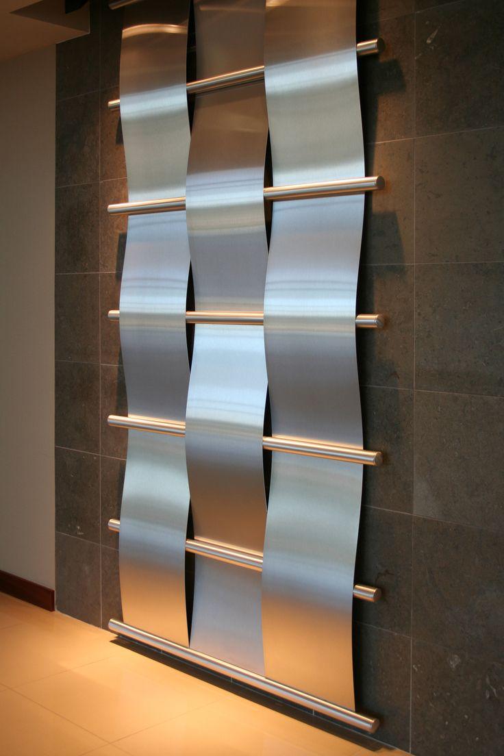 23 best metal in interiors images on pinterest centre. Black Bedroom Furniture Sets. Home Design Ideas