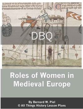 roles of men in middle ages Gender roles and stereotypes in medieval europe:  throughout the middle ages,  and there did exist a shift in attitude of men toward women [3].