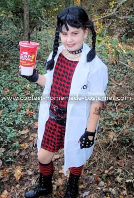coolest abby sciuto ncis costume clever costumesawesome costumesgirl halloween - Tough Girl Halloween Costumes