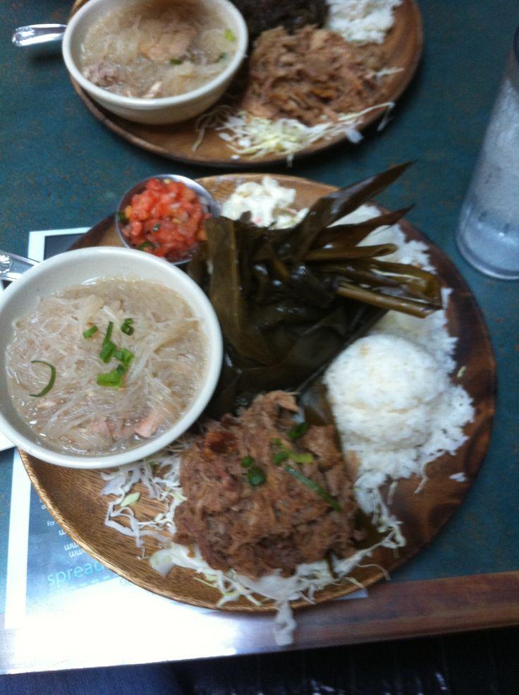 Hawaiian Food Da Kitchen Maui Hawaii  Hawaii  Food