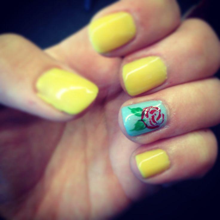 Nail La Belle: 17+ Ideas About Belle Nails On Pinterest