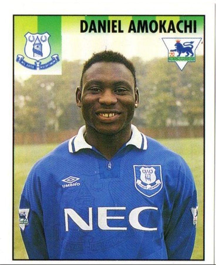 Daniel Amokachi, Everton 1994-95