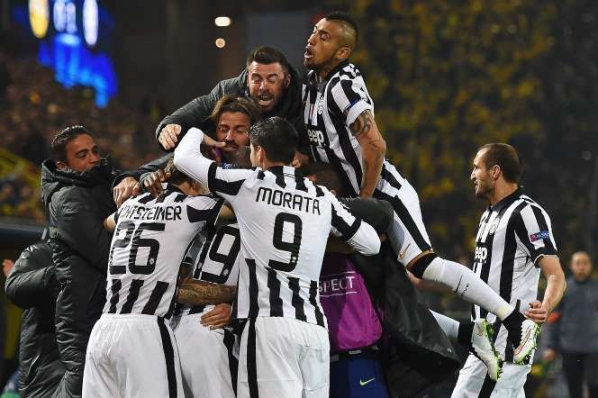 Borussia Dortmund vs Juventus FC - LUSA/MAJA HITIJ