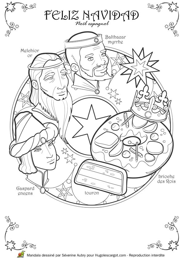 25 best ideas about rois mages on pinterest les rois - Rois mages coloriage ...