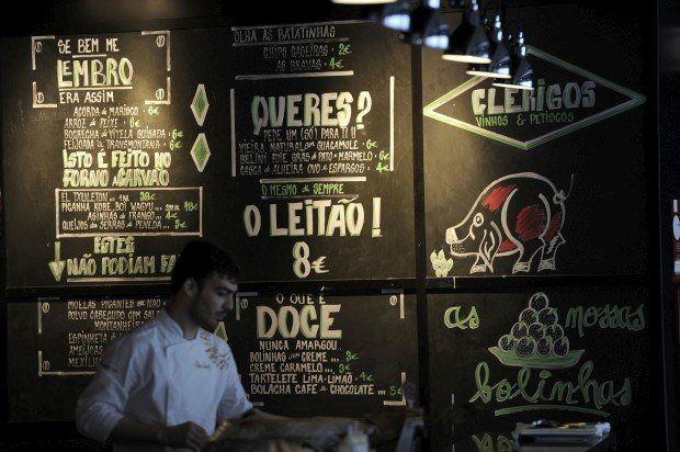 Restaurant - Clerigos Vinhos & Petiscos, Porto
