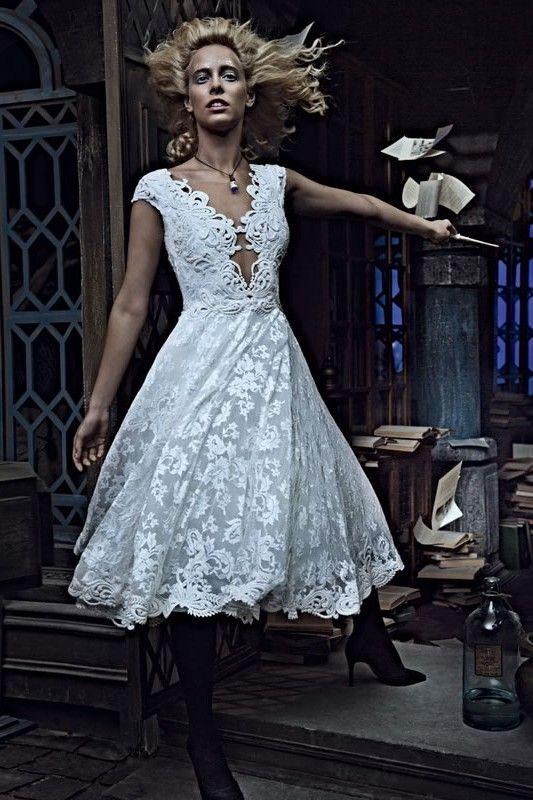 Olvis Wedding Dress 2323