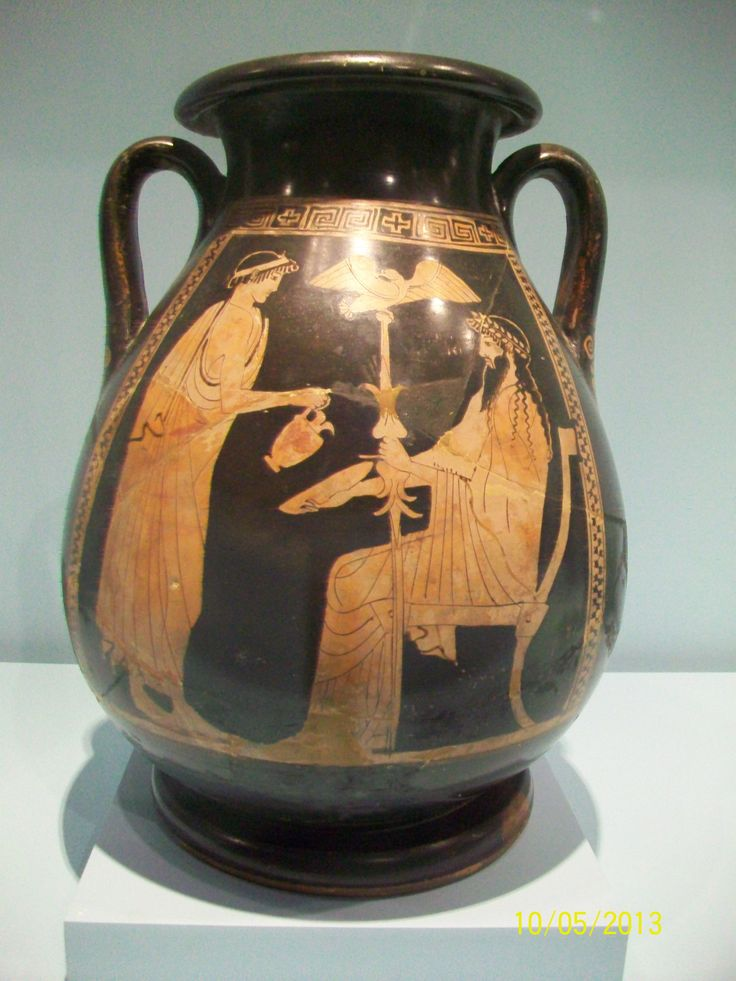 Zeus y Gaminedes