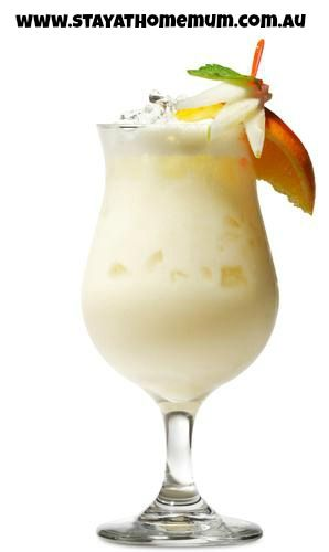 Fluffy Duck Cocktail | Stay at Home Mum