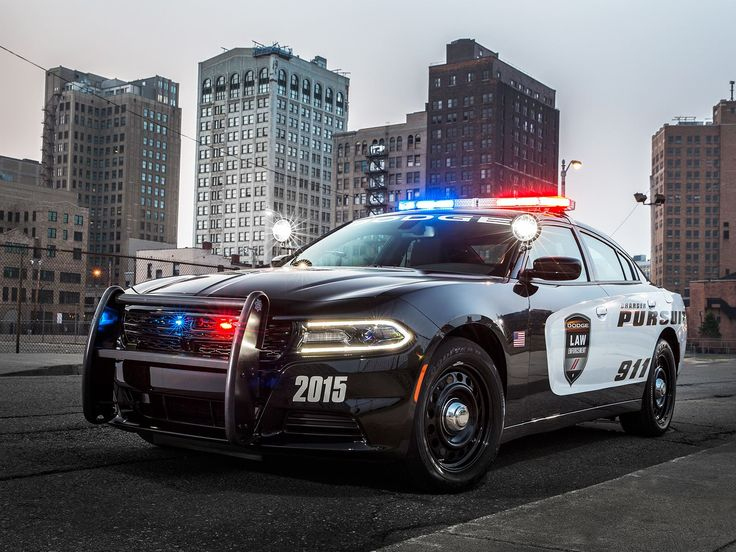Pull over! Cool police cars from around the world