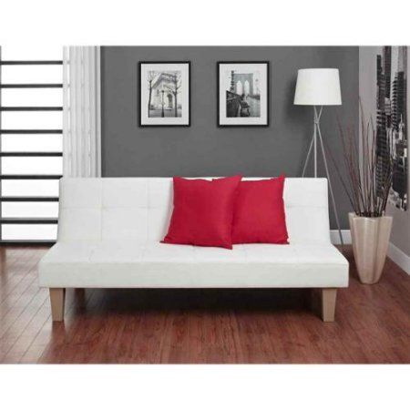Luxury Comfort Modern Futon Couch Loveseat Sofa Living Room Bedroom Office Furniture Leather Quality Add A Touch Of Style To Your E Or