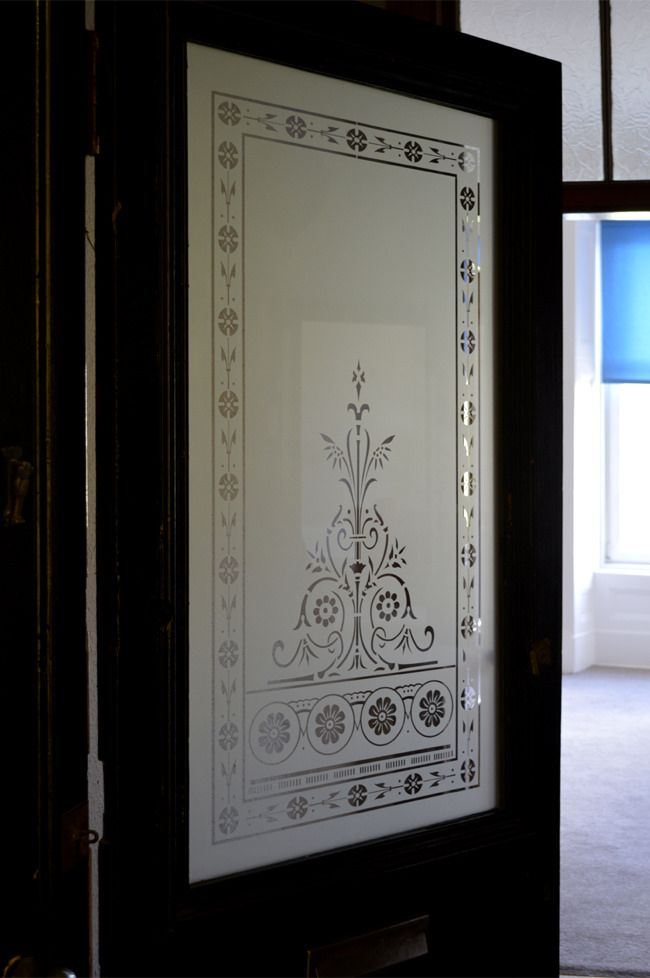 15 Best Victorian Etched Glass Images On Pinterest