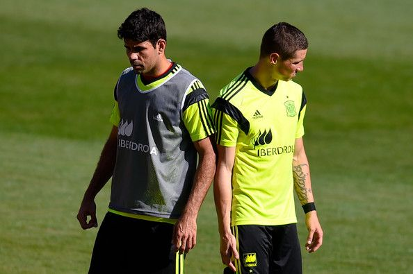 Diego Costa hints at Chelsea future